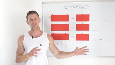 Suplementy a doplňky výživy