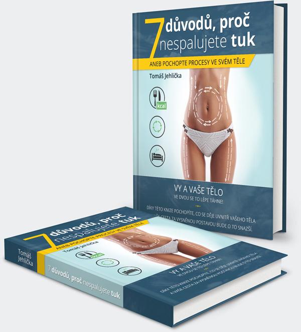 E-kniha 7 důvodů, proč nespalujete tuk