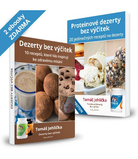 Výborné dezerty bez výčitek